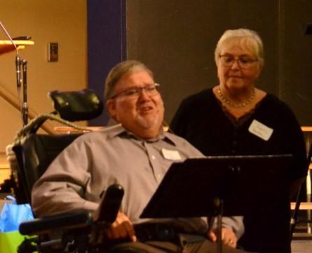 Jerry and Joan Borton Speaking