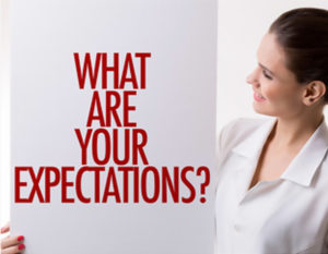 What Are Your Expectations Blog Post Image