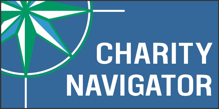 Charity Navigator Logo and Link